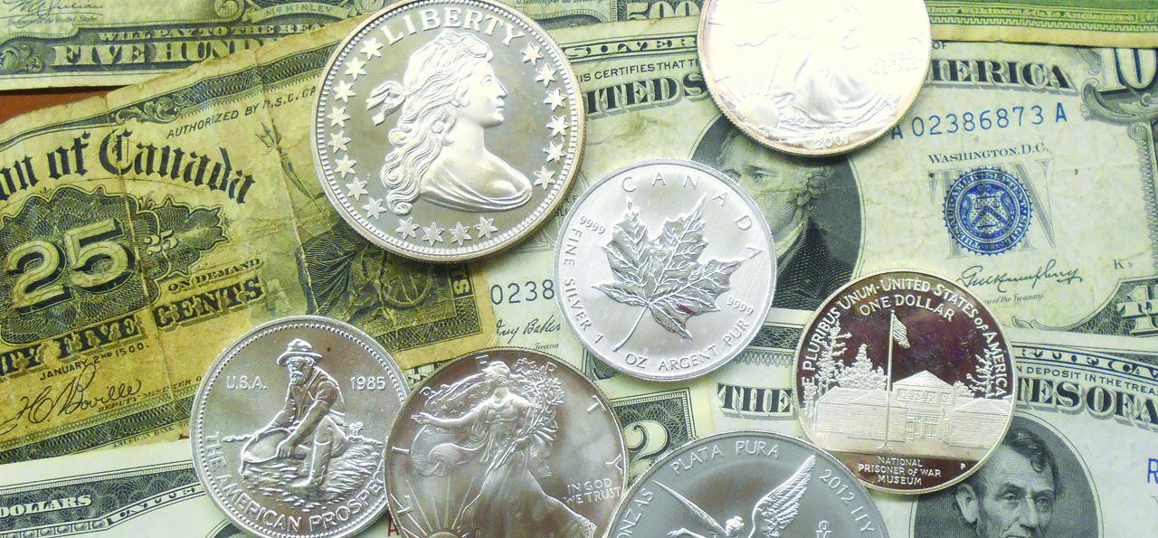 Three Coins Coin Shop